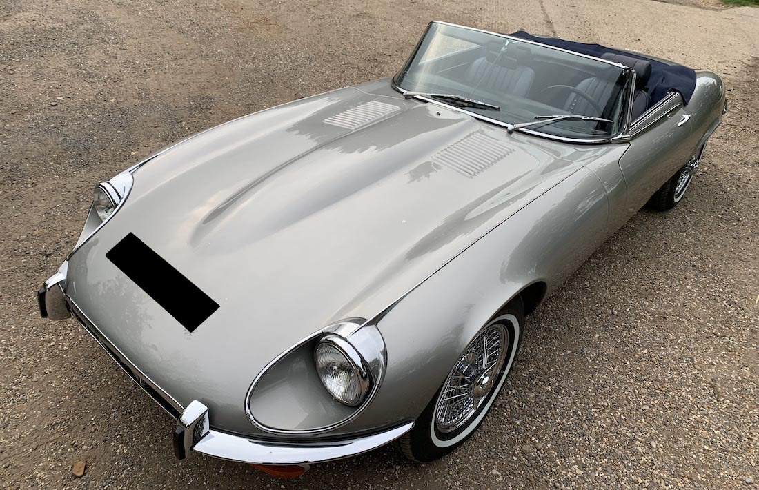 The Jaguar E-Type Series 3