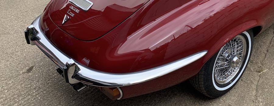 Classic Car Valeting